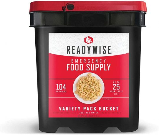 Wise Company Emergency Food Variety Pack