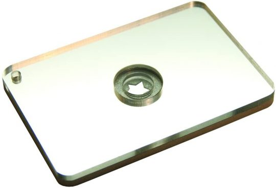 UST StarFlash Micro Signal Mirror
