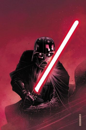 Star Wars: Darth Vader — Dark Lord of the Sith, Vol. 1: Imperial Machine by Charles Soule and Jim Cheung